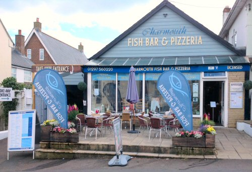 Charmouth Fish Bar and Pizzeria